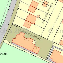 Map tile 84007.62536