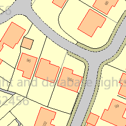 Map tile 84011.62543
