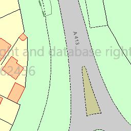 Map tile 84025.62554