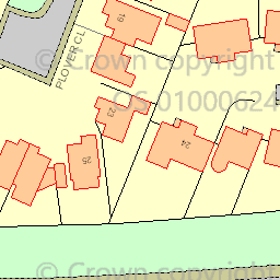 Map tile 84017.62557