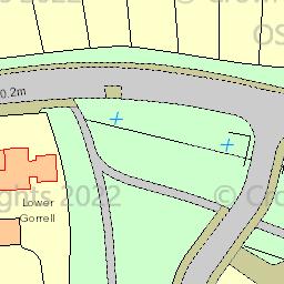 Map tile 83951.62558