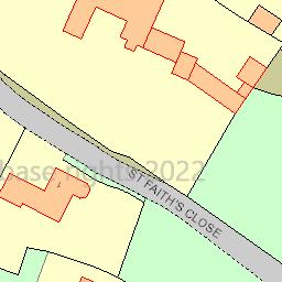 Map tile 84229.62581