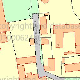 Map tile 84116.62582