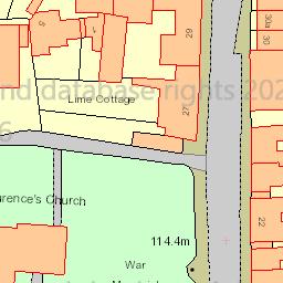 Map tile 84114.62635
