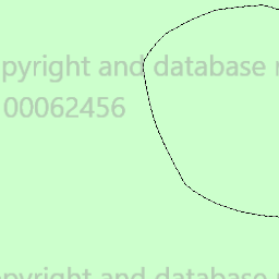 Map tile 84261.62731