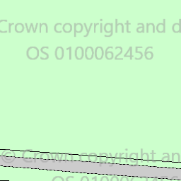 Map tile 84043.62734