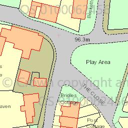 Map tile 84167.62760