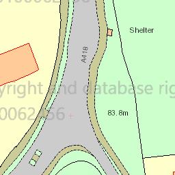 Map tile 84233.62778