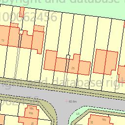 Map tile 84212.62838