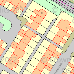 Map tile 84171.62840