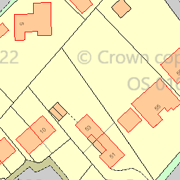 Map tile 84005.62910
