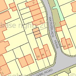 Map tile 84063.62915