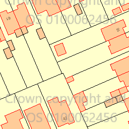 Map tile 84064.62916