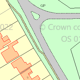 Map tile 84267.62935