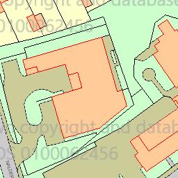 Map tile 84406.63007