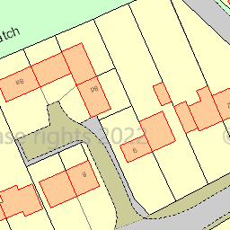 Map tile 84318.63015