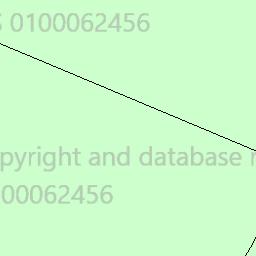 Map tile 84378.63040