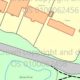 Map tile 84401.63055