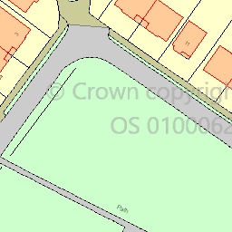 Map tile 84403.63066