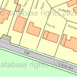 Map tile 84285.63072