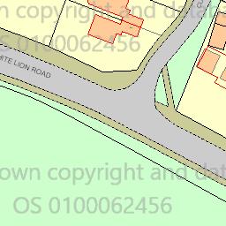 Map tile 84441.63080