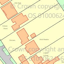 Map tile 84457.63100