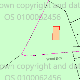 Map tile 84132.63105