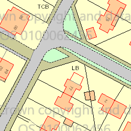 Map tile 84111.63110