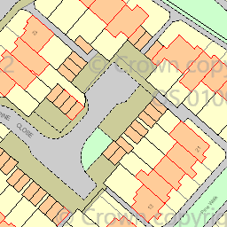 Map tile 84300.63117