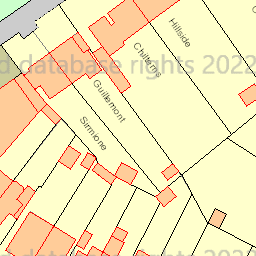 Map tile 84210.63122