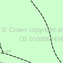 Map tile 84291.63134