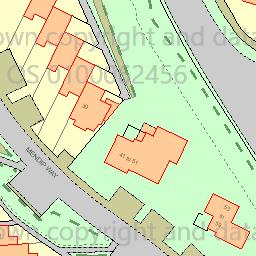 Map tile 84242.63135
