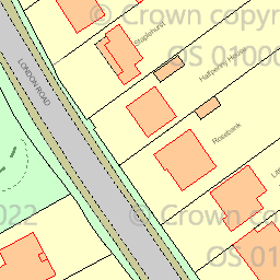 Map tile 84445.63138