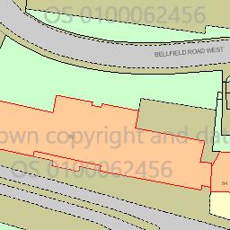 Map tile 84249.63141