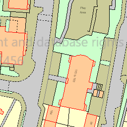 Map tile 84287.63152