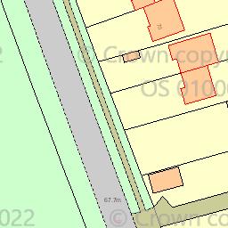 Map tile 84452.63155