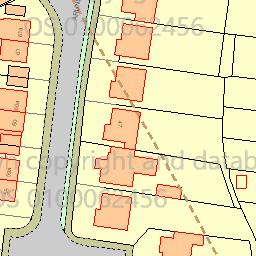 Map tile 84214.63156
