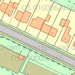 Map tile 84284.63156