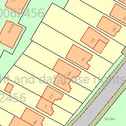 Map tile 84294.63156