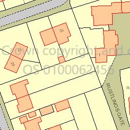 Map tile 84174.63157
