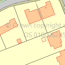 Map tile 84361.63157