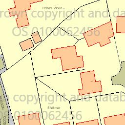 Map tile 84455.63158