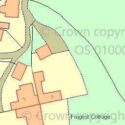 Map tile 84155.63160