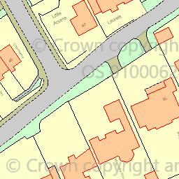 Map tile 84464.63160