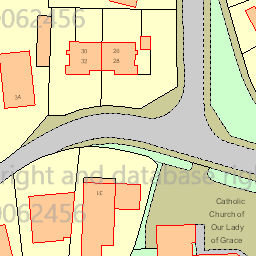 Map tile 84219.63161