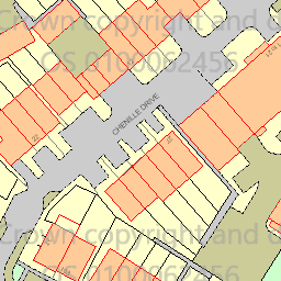 Map tile 84284.63163
