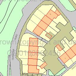 Map tile 84214.63164