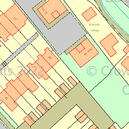 Map tile 84281.63164