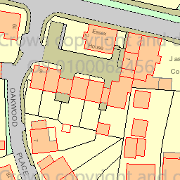 Map tile 84167.63165