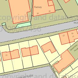 Map tile 84289.63165